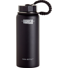 Vargo Para Water Bottle 1000ml, black